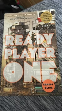 Ready player one by ernest cline book Pullman, 99163