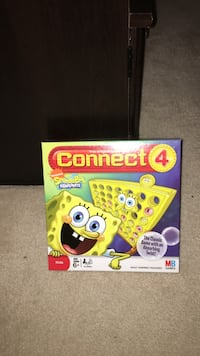 Spongebob Connect 4 Pasadena, 21122
