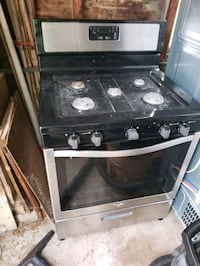 stainless refrigerator and stove  Goffstown, 03045