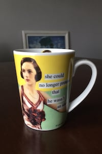 Anne Taintor Coffee Mug Chicago, 60641