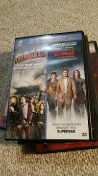 The Walking Dead DVD case Mississauga, L5B 4E7