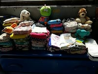 Cloth diaper of different types Watertown, 53098