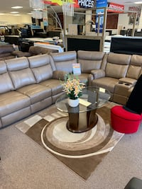Beige sectional Temple Hills, 20748
