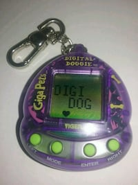 | Giga Pets | Digital Doggie | 1997 | Nano | Virtual Pet | No Sound | Columbia