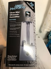 Clean missed ultrasonic humidifier by air innovations MUST SELL Munhall, 15120
