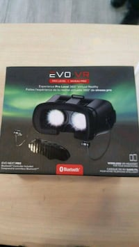 EVO VR PRO LEVEL 360 VIRTUAL REALITY