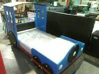 toddler's Thomas the Train themed bed Indio, 92201