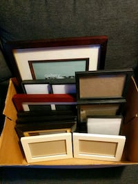 Box of picture frames Toronto, M4M 0A7