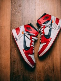 Off-white air jordan 40,45 no
