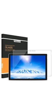 Screen Protector for Surface Pro 6/ Pro5/Pro4 12.3 Inch,Tempered Glass