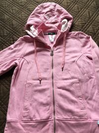 pink zip-up hoodie Kitchener, N2E 2K1