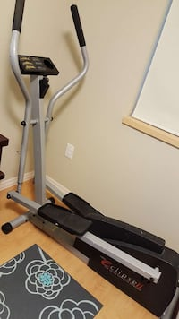 black and gray elliptical trainer Winnipeg, R2H 2E4