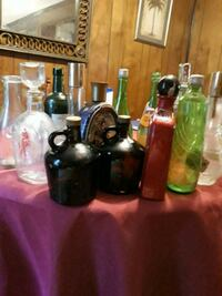 Selling antique bottles this is not free best offe Jackson