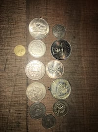 11 old coins Whittier, 90602