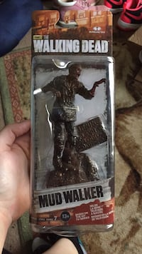 The walking dead mud walker figure Bealeton, 22712