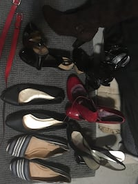 women's assorted pairs of shoes Hamilton, L8T 3B2