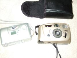 2 old cameras for sale- $1 for both