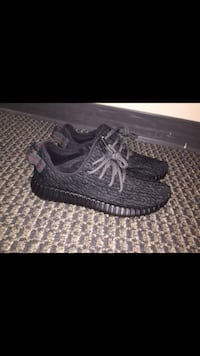 Pair of black adidas yeezy boost 350 SIZE 13 Toronto, M4Y 3B9
