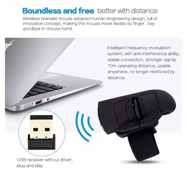 Pc WiFi Mouse