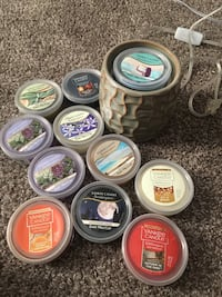 Yankee candle Scenterpiece wax melt and meltcups Boston, 02135