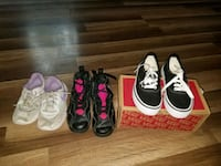 Girl shoes size 11c Martinsburg, 25404