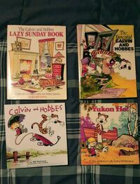 Calvin and Hobbes  Guelph, N1E 1C1