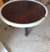 New reversible table top