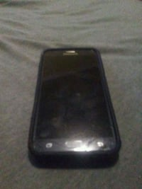 black android smartphone with case Decatur, 76234