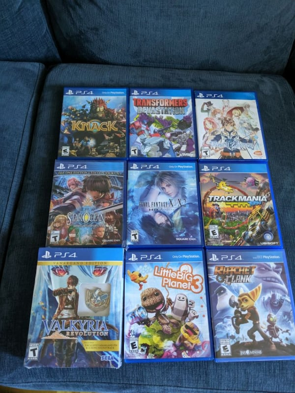 PS4 Assorted Games $10-$30 18ff222f-4b9c-4899-8262-15ace6e796b3