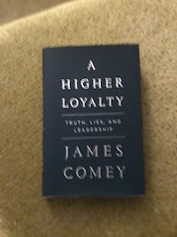 James Comey's A HIGHER LOYALTY  Niceville, 32578