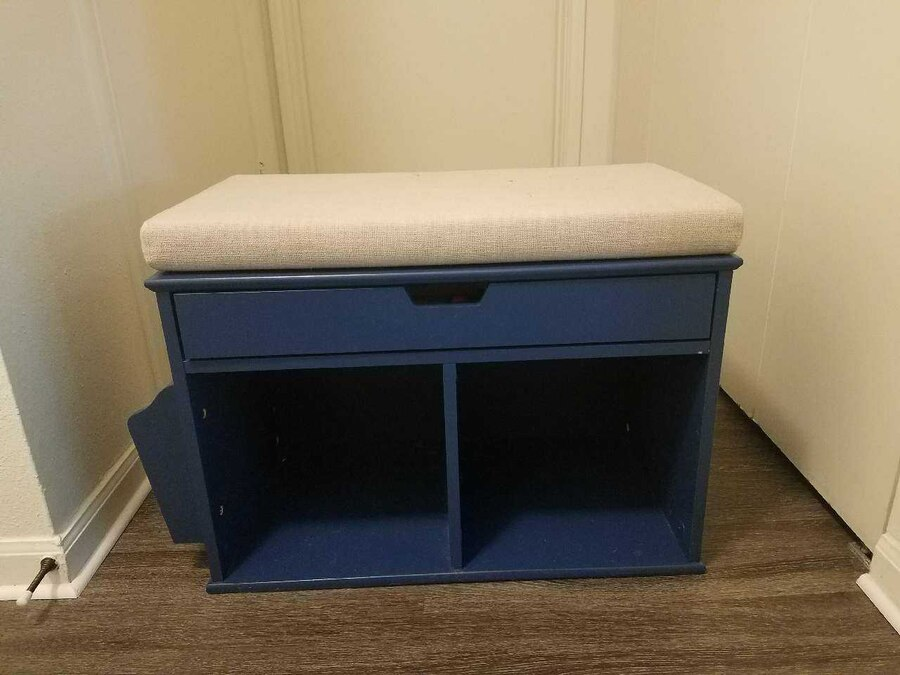 Used Foyer Bench : Used entryway bench in danbury