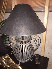 Table lamp one
