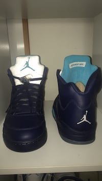 Air Jordan Retro 5 Hornets VNDS Size 13 Falls Church, 22044
