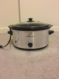 silver and black Hamilton Beach slow cooker Martinsburg, 25405