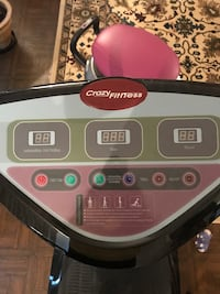 Crazy Fitness Vibration Machine Groton, 01450