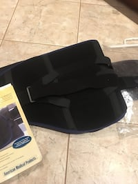 LPR 2000  Lower back belt suport  Size XL Potomac, 20854