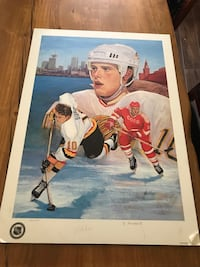 Signed & Numbered Pavel Bure