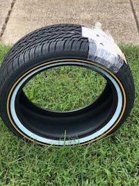 4 NEW VOGUE TIRES ALEXANDRIA