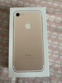 Iphone 7 32Gb LIBRE 6121 km