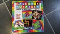 Magnetic mosaics Skedsmo, 2020