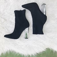 heeled booties  Mississauga, L5A 3X1