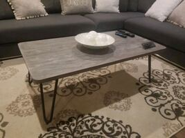 Coffee table side table