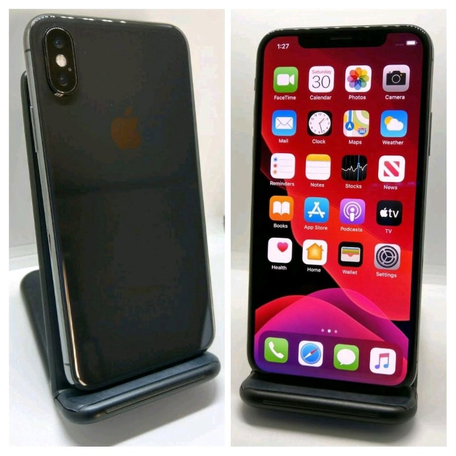 Apple iPhone XS 64GB UNLOCKED ANY SIM WORK! 10a0f461-d0f6-4d54-8258-ef6b41c31fbd