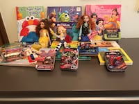 Kids toys, books and puzzels Edmonton, T5A 2B6