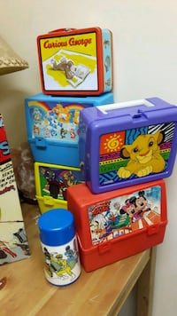 Collectible lunch box' see more details Edmonton, T5H 1K3