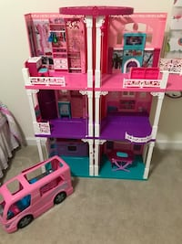 3 story barbie dream house Knoxville, 37909