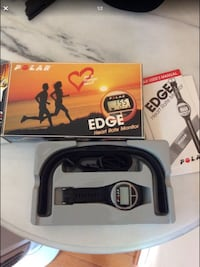 Heart Rate monitor watch and chest strap. NEW Derwood, 20855