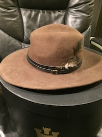 brown cowboy hat ROCKVILLE