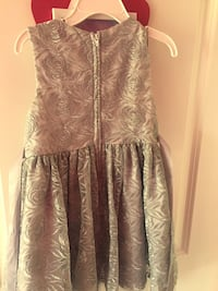 Beautiful party dress with diamonds and pearls  Brampton