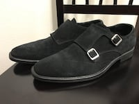 Double Strapped Suede Monks Phoenix, 85044